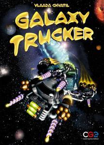 Obrázok Galaxy Trucker