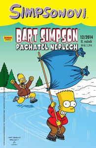 Obrázok Bart Simpson Pachatel neplech