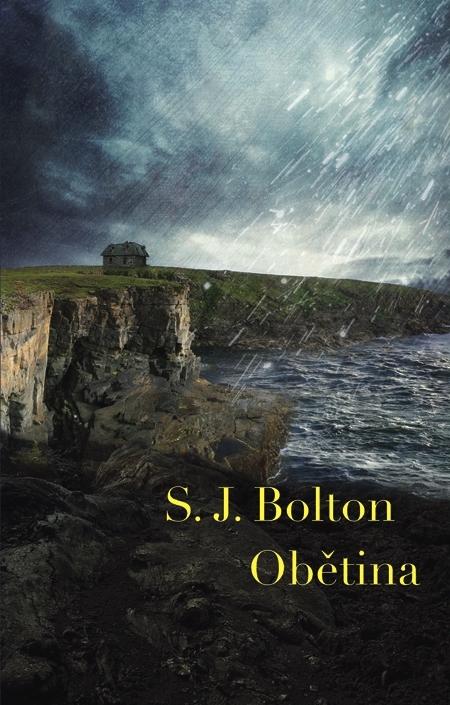 Obětina - S.J. Bolton