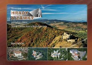 Obrázok Slovenské hrady a zámky pohľadom vtákov Slovak Castles from a Bird`s Eye View