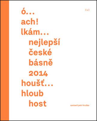Obrázok Nejlepší české básně 2014
