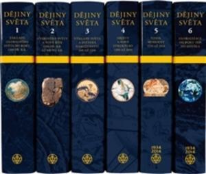 Obrázok Dějiny světa - kompletní edice