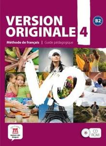 Obrázok Version Originale 4 Guide pédagogique CD-Rom