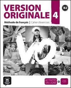 Obrázok Version Originale 4 Cahier d'exercices + CD