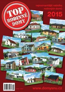 Obrázok TOP Rodinné domy 2015