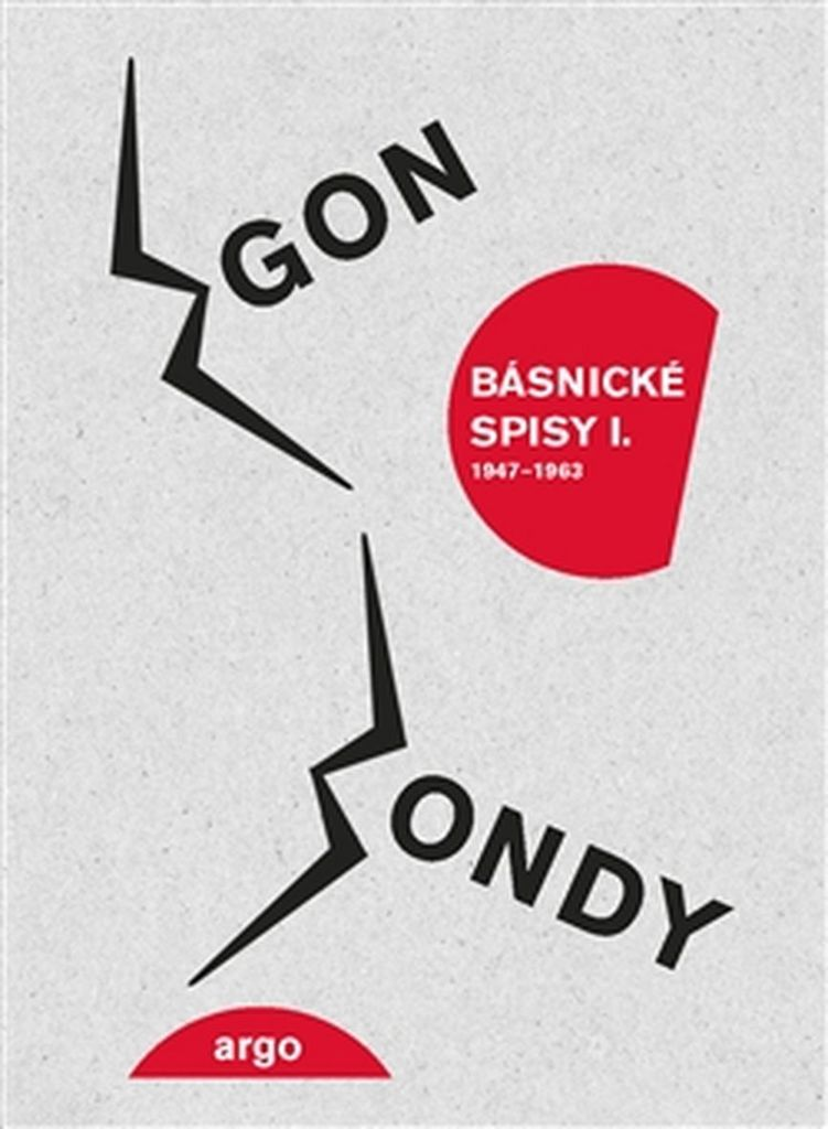 Básnické spisy - Egon Bondy