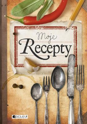 Obrázok Moje recepty (zápisník)