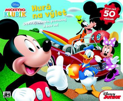 Obrázok Mickeyho klubík Hurá na výlet
