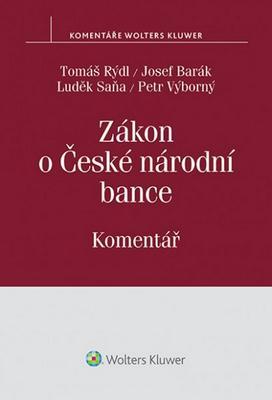 Obrázok Zákon o České národní bance