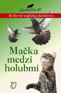 Obrázok Mačka medzi holubmi