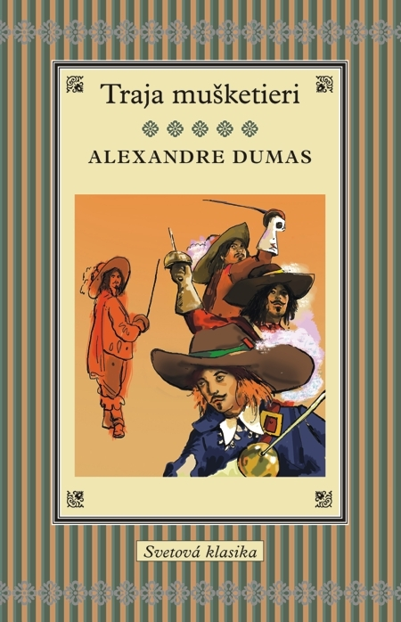 Traja mušketieri - Alexandre Dumas