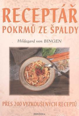 Obrázok Receptář pokrmů ze špaldy