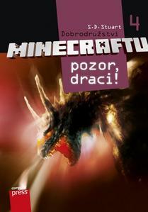 Obrázok Dobrodružství Minecraftu 4 Pozor, draci!