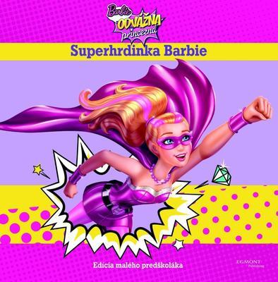 Obrázok Barbie Odvážna princezná Superhrdinka Barbie
