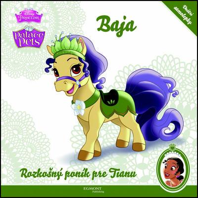 Obrázok Palace Pets 4 Baja Rozkošný poník pre Tianu