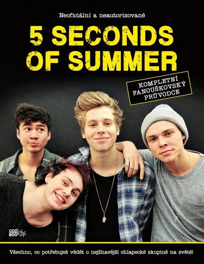 5 Seconds of Summer - Malcolm Croft