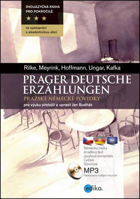 Obrázok Prager deutsche Erzählungen Povídky z německé literatury