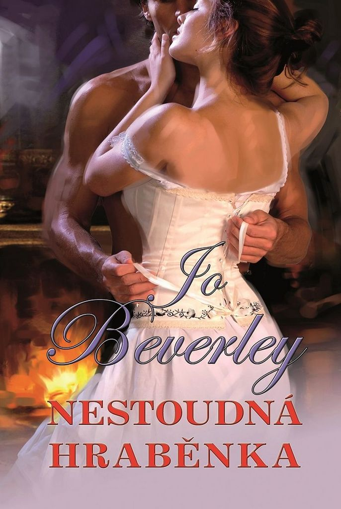 BARONET Nestoudná hraběnka - Jo Beverley