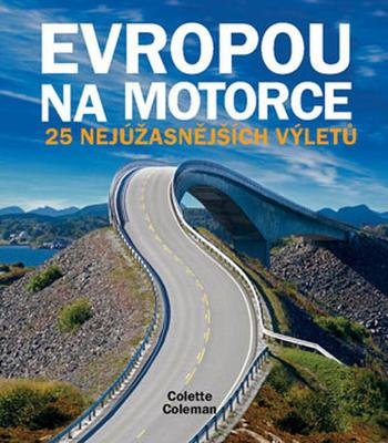Obrázok Evropou na motorce