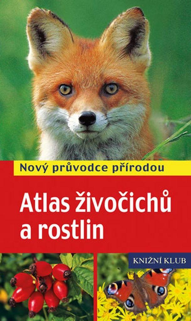 Atlas živočichů a rostlin - Frank Hecker