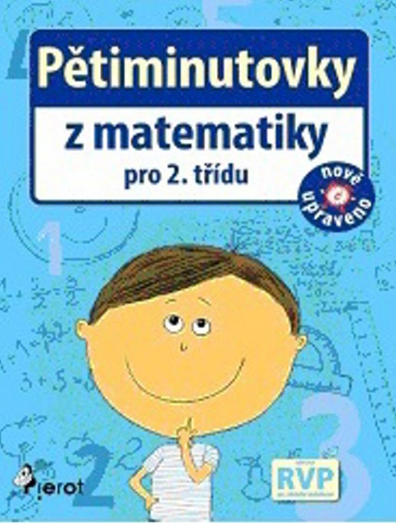 Pětiminutovky z matematiky pro 2. třídu - Petr Šulc