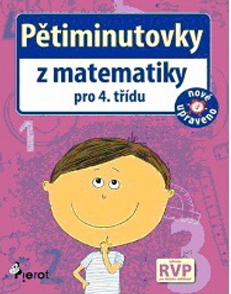 Pětiminutovky z matematiky pro 4. třídu - Petr Šulc