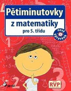 Obrázok Pětiminutovky z matematiky pro 5. třídu