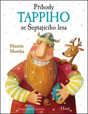 Obrázok Příhody Tappiho ze Šeptajícího lesa
