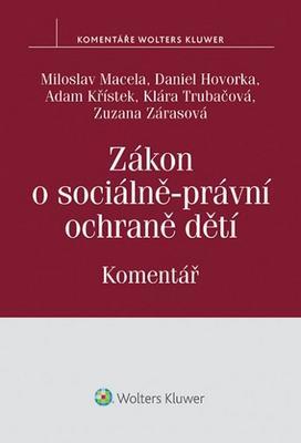 Obrázok Zákon o sociálně-právní ochraně dětí Komentář