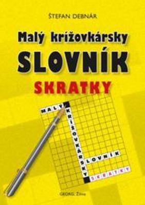 Obrázok Malý krížovkársky slovník Skratky