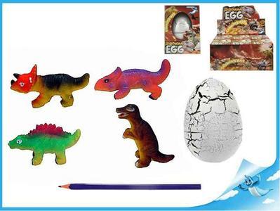 Obrázok Box Dinosaurus líhnoucí a rostoucí JUMBO 6 ks v DBX