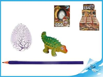 Obrázok Box Dinosaurus líhnoucí se a rostoucí v krabičce 12ks v DBX