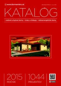 Obrázok Katalóg 2015 ročník 1044 projektov