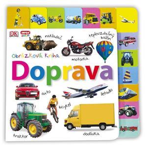 Obrázok Doprava Obrázková kniha