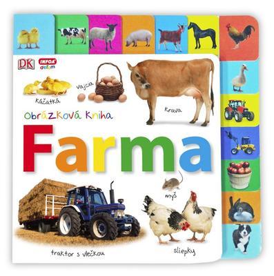 Obrázok Farma Obrázková kniha