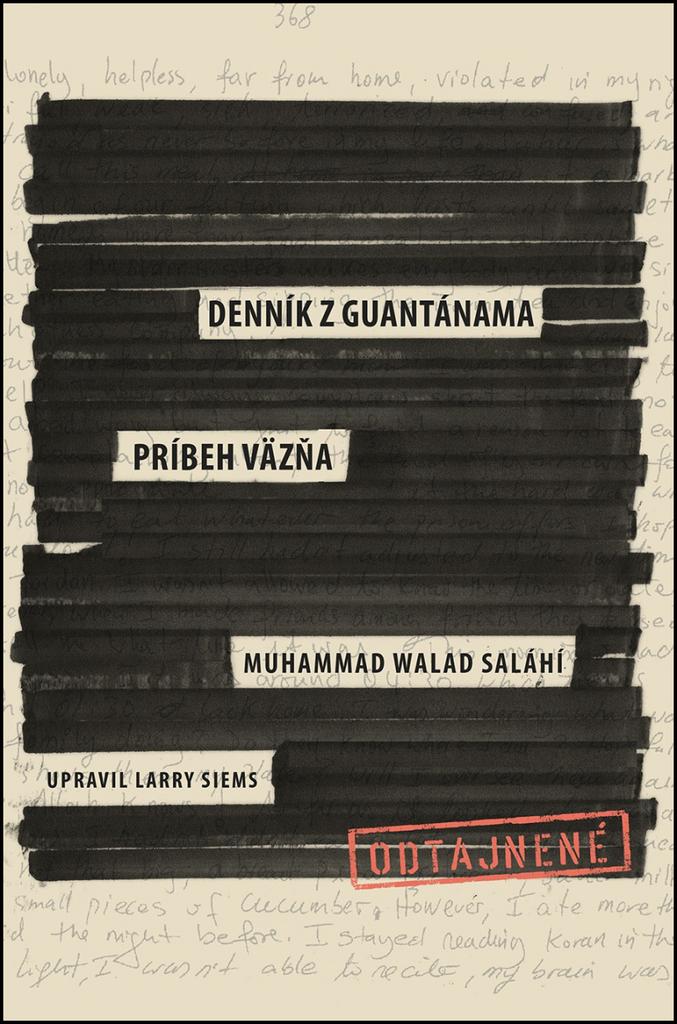 Denník z Guantánama - Muhammad Walad Saláhí