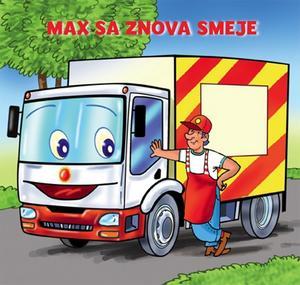 Obrázok Max sa znova smeje