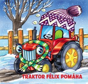 Obrázok Traktor Félix pomáha