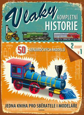 Obrázok Vlaky Kompletní historie