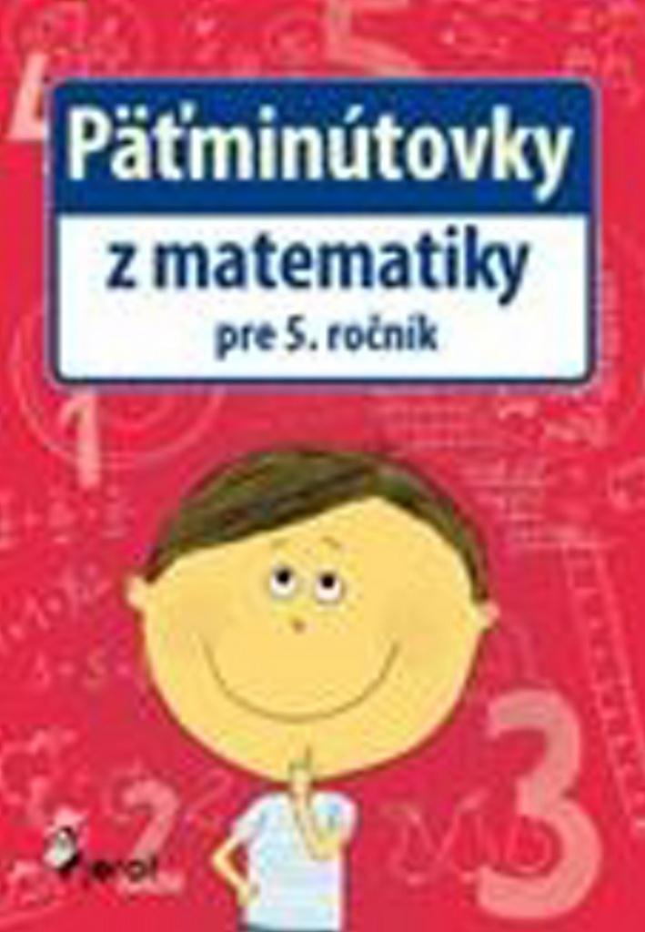 Päťminútovky z matematiky pre 5. ročník - Petr Šulc