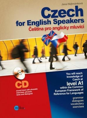 Obrázok Czech for English Speakers + CD