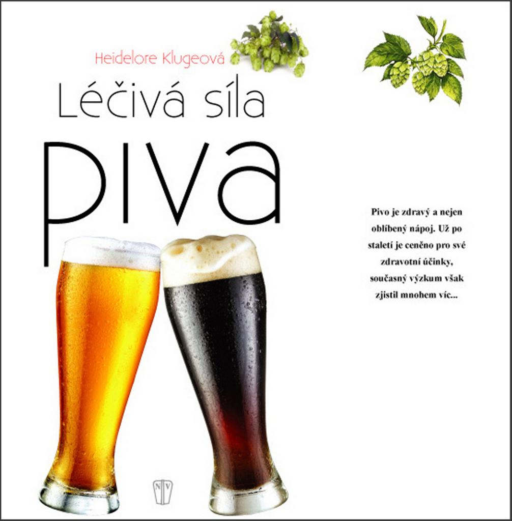 Léčivá síla piva - Heidelore Klugeová