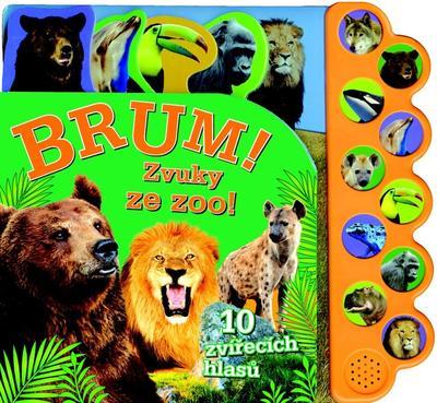 Obrázok Brum! Zvuky ze zoo!