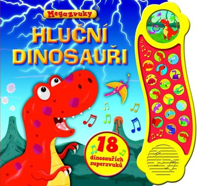 Obrázok Hluční dinosauři