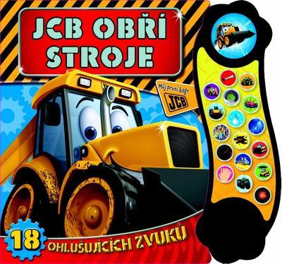 Obrázok JCB obří stroje