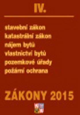 Obrázok Zákony 2015 IV.