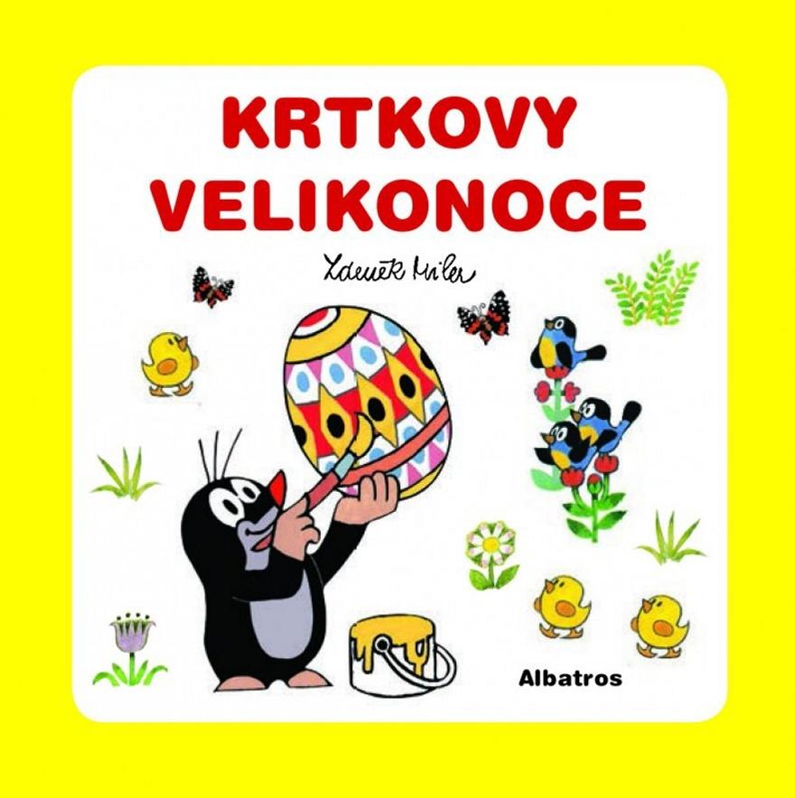 Krtkovy Velikonoce - Irena Tatíčková