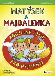 Obrázok Matýsek a Majdalenka Kouzelné čtení pro nejmenší