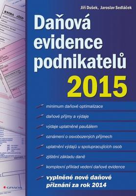 Obrázok Daňová evidence podnikatelů 2015