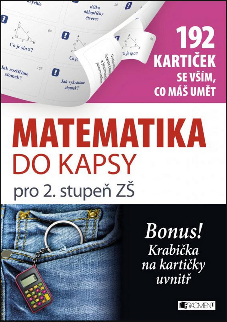 Matematika do kapsy pro 2. stupeň ZŠ - Jaroslav Eisler